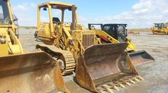 85 Caterpillar Cat 955L Crawler Track Loader-shipping available-financing-video inspections