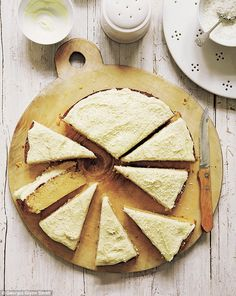 Gluten-free apple and coconut cake