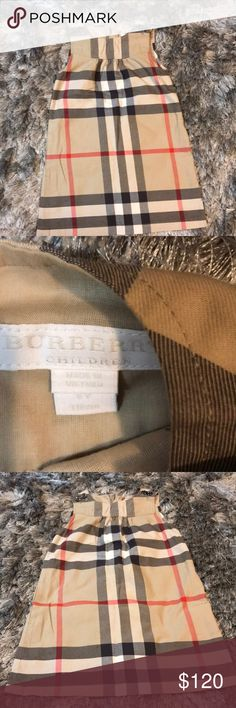 Burberry Dress In excellent condition worn twice very clean Burberry Dresses Casual