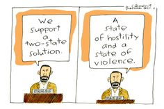 The Fallacy of the Two State Solution 'For Dummies'