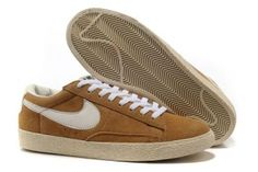 Nike Blazer Low Top Shoes Mens www.shoecapsxyz.com #nike #shoes #