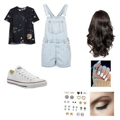 School by xxitsjennyxx on Polyvore featuring polyvore, fashion, style, Valentino, Topshop, Converse, SO and clothing