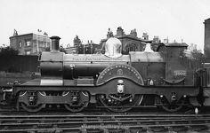 4-2-2 wheel arrangement. Built 1895, withdrawn 1915