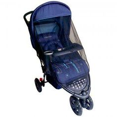 Pusat Harga Kereta Bayi - Stroller BabyDoes Trekker - Biru   Pusatnya Kereta Bayi Terbesar dan Terlengkap Se indonesia