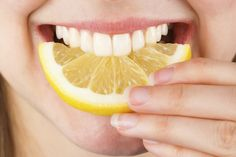 The lie about baking soda and lemon juice teeth whitening