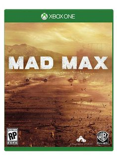newemmagge: Mad Max - Xbox One