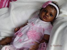 Ethnik Rebornbaby Julietta Awake
