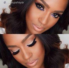 Makeup for black women   http://www.mybigdaycompany.com/weddings.html
