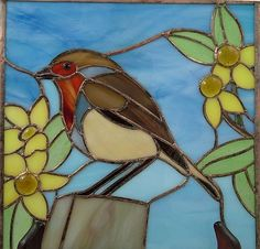 Stained glass Robin  Google Image Result for http://www.ebsqart.com/Art/Gallery/stained-glass/563904/650/650/Robin-Redbreast-4.jpg