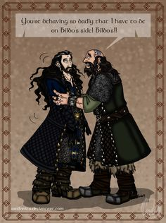 The Hobbit: Personal Disaster by wolfanita on deviantart <- I honestly can't tell if I'm laughing or crying.