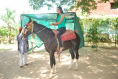 Sambodhi Retreat Resort also offers outdoors activities like horse riding. Wedding Couple Photos, Wedding Couples, Holiday Destinations In India, Woman Riding Horse, Modern Restaurant, Next Holiday, Worlds Of Fun, Hotels And Resorts, Outdoor Activities