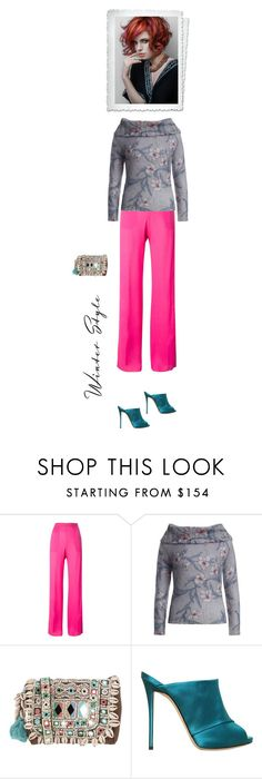 """""""Unbenannt #6897"""" by pretty-girl-in-fashion ❤ liked on Polyvore featuring Dsquared2, Twin-Set, Antik Batik, Giuseppe Zanotti, GiuseppeZanotti, dsquared2, antikbatik, winterstyle and TWINSET"""
