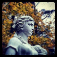 Sculpture from Palanga Birutė park. Photo by Egidija Smilingienė Places To Go, Sculpture, Park, Painting, Painting Art, Sculptures, Parks, Paintings, Sculpting