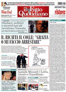 Il Fatto Quotidiano (06-08-13)