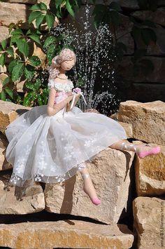 Коллекционные куклы ручной работы. Ярмарка Мастеров - ручная работа Балерина. Handmade.