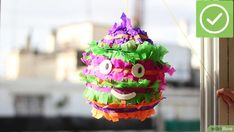 Comment fabriquer une piñata: 17 étapes