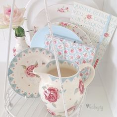 """""""A perfect spring day here today. Happy Wednesday xx """" #EmmaBridgewater"""