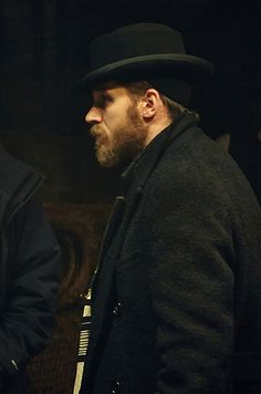 Tom Hardy on the set of Peaky Blinders 2 Alfie Solomons, Welcome To The Family, Peaky Blinders, Tom Hardy, Most Beautiful Man, Man Alive, Good Looking Men, You Funny, Movies Showing