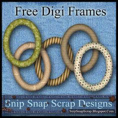 GRANNY ENCHANTED'S FREE DIGITAL SCRAPBOOK KITS: Tuesday's Guest Freebies -Snip Snap Scrap