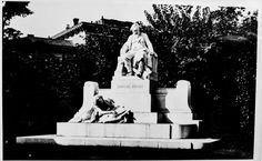 , Johannes Brahmd-Denkmal von Weyr im Resselpark 20936 Vintage Postcards, Mount Rushmore, Nature, Vintage Travel Postcards, Naturaleza, Nature Illustration, Off Grid, Natural