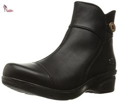 Keen Mora Mid Button Femmes US 7 Noir Bottine - Chaussures keen (*Partner-Link)