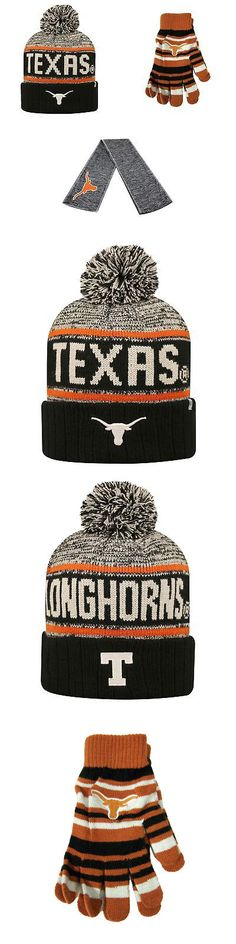 quality design 6c7e7 7e9b1 Hats 15630  Texas Longhorns Glove Solid Knit Acid Rain Beanie Hat And Hail  Scarf 3Pk 16113 -  BUY IT NOW ONLY   42.99 on eBay!