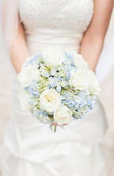 Modrá svatební kytice, prosím poraďte :). - - Kyt...