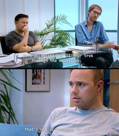 Karl Pilkington, everybody. - Album on Imgur