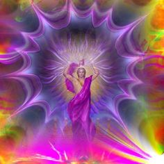 """Archangel Metatron's name means """"Presence of God."""""""