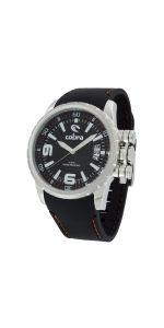 Ανδρικό Ρολόι COBRA με λουρί σιλικόνης Chronograph, Watches For Men, Leather, Accessories, Men's Watches, Jewelry Accessories