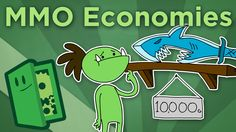 Extra Credits - MMO Economies - How to Manage Inflation in Virtual Economies