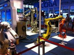 China now largest market for robots. http://robohub.org/china-now-largest-market-for-robots/