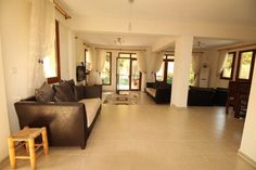 A very large FULLY FURNISHED villa at a very good price set in the village of Uzumlu.