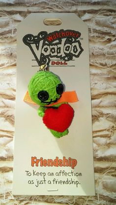 Friendship Voodoo Doll
