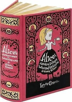 Alice's Adventures in Wonderland & Other Stories (Leatherbound Classics), Lewis