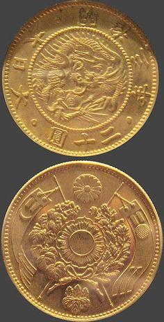 """A ORIGEM DO YEN O iene (ou yen) é a moeda usada no Japão. Em japonês geralmente é pronunciado apenas """"en"""", mas a pronúncia """"yen"""" é com..."""