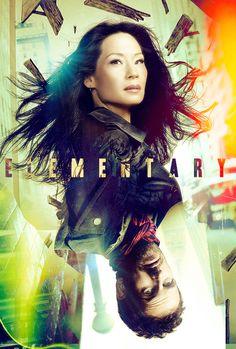 """Elementary"" - CBS's new Sherlock Holmes drama. S'alright. Definitely getting better."