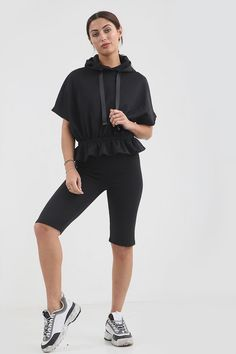 The was - Online Women's Clothing Store. You are just a few clicks from the latest Women's Loungewear Sets Denim Outfit, Denim Shirt, Womens Clothing Stores, Clothes For Women, Loungewear Set, Playsuits, Denim Fashion, Outfit Sets, Lounge Wear