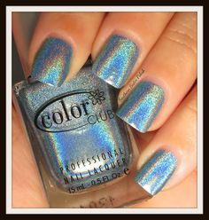 Over the Moon: Color Club Holo Hues 2013 Collection
