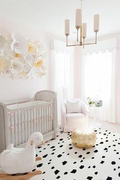 Expecting a baby girl is a thrilling time for your family! Browse these beautiful girl nursery ideas to get design inspiration for your daughter's room.