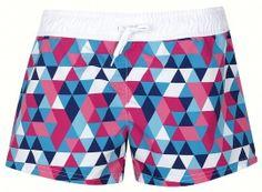 Dámské koupací šortky VEGA Velikost XS - XL Swimming, Swimwear, Fashion, Swim, Bathing Suits, Moda, Swimsuits, Fashion Styles, Fashion Illustrations