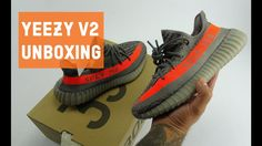 9029c5e11d027f adidas Yeezy 350 Boost V2 Beluga Unboxing
