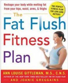 The Fat Flush Fitness Plan - Ann louise Gittleman & Joani Greggains Fitness Plan, Fitness Diet, Free Fitness, Fat Flush Diet, Ann Louise, Deep Breathing Exercises, Bloated Belly, Spa, Body Organs