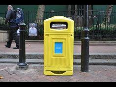 #neatstreets, idea geniale per ridurre i mozziconi sulle strade (FOTO e VIDEO)