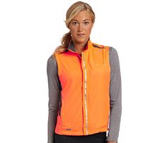 Best Gear for Nighttime Runs: Saucony Sonic Vizi Vest, $95. #SelfMagazine