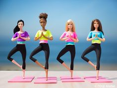 Now moving in more ways than ever before, the #Barbie Made to Move dolls can do so much more. Barbie, May 2016