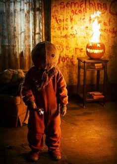 """Trick 'r Treat"": we've been watching this movie around Halloween for the past few years"