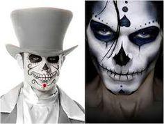 Résultat de recherche dimages pour \u0026quot;maquillage halloween homme