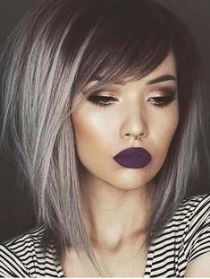 31 Amazing Ash Blonde Highlights with Makeup Beauty Trends 2018. Looking for best combinations of hair colors, haircuts and beauty makeup? We've seen there are a lot of fashionable women who like to wear modern styles of beauty and make up with suitable hair colors and cuts. So, this is the reason we've compiled a list of ash brown hair colors and highlights with fresh beauty tips.