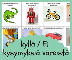 Matikka muodot varit Speech Therapy, Vocabulary, Children, Kids, Teaching, Math, Logos, School, Dreams